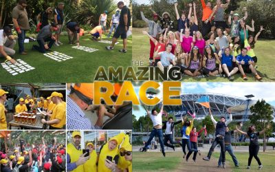 Amazing Race Melbourne – new race challenges