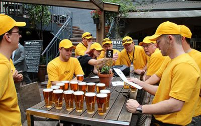 Reasons Why Companies Stick to Team Building Activities in Perth