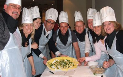 Corporate Cooking Challenges Make Top Team Building Activities
