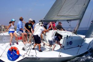 synergy sailing activity