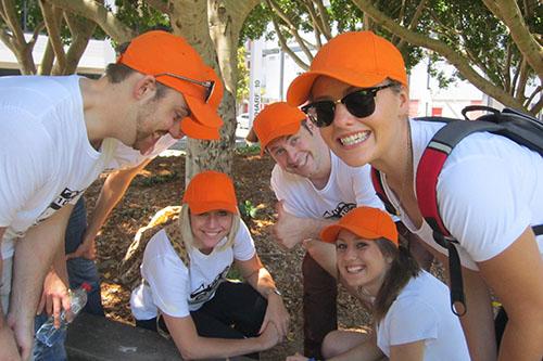 Amazing Race Sydney