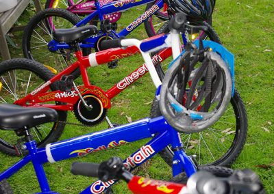 bike-in-line