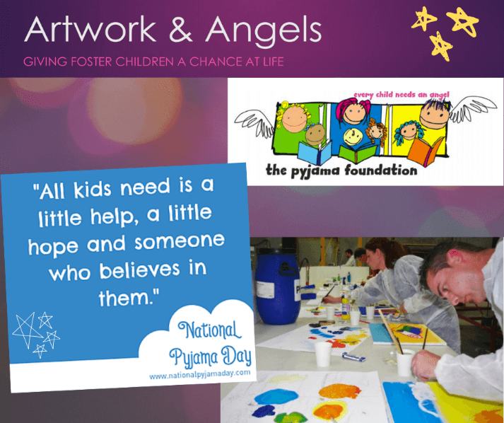 Artwork & Angels – Release of Our Latest Team Building Activity