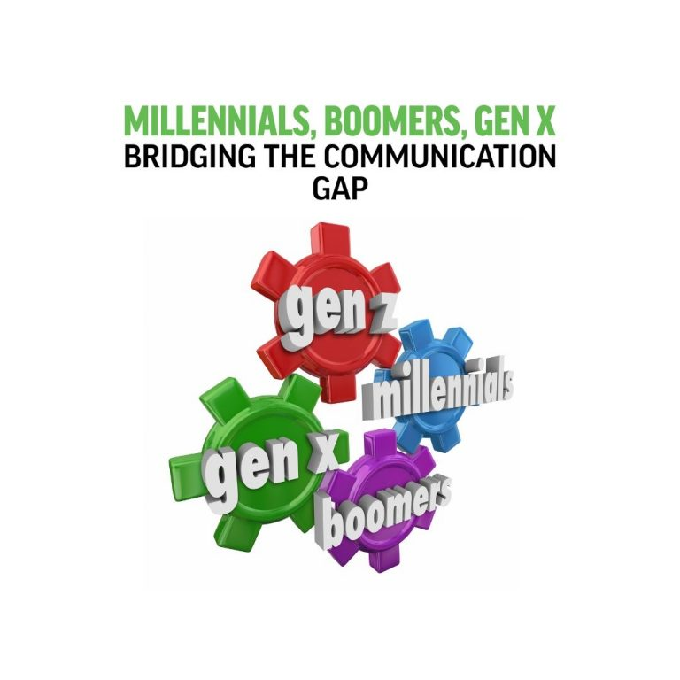 Millennials, Boomers and Gen X: Bridging the Communication Gap with Team Building Activities