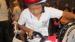 build a bike charity